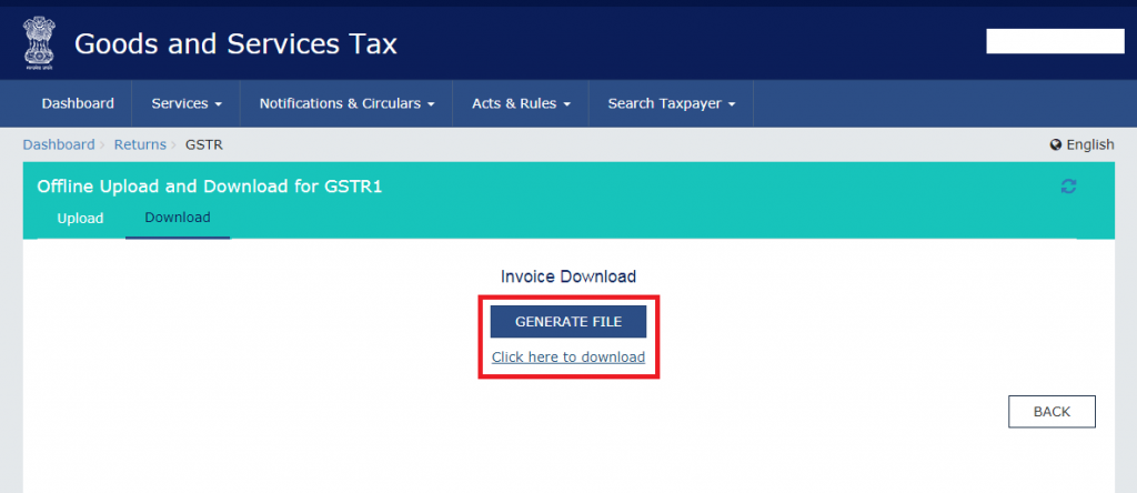 GSTR 1 online filing procedure 30