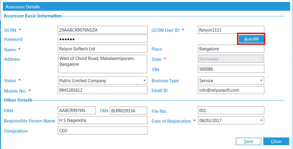 GSTR 2 online filing procedure 11