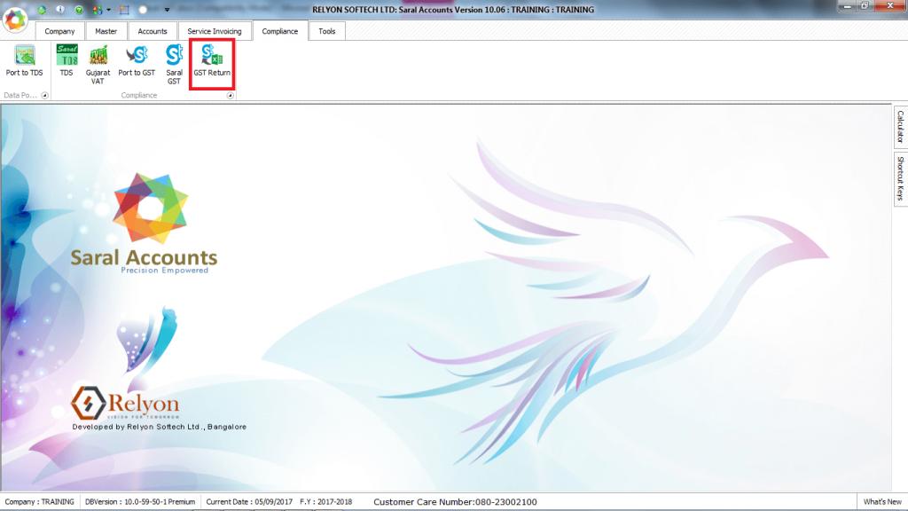 GSTR 2 online filing procedure 8