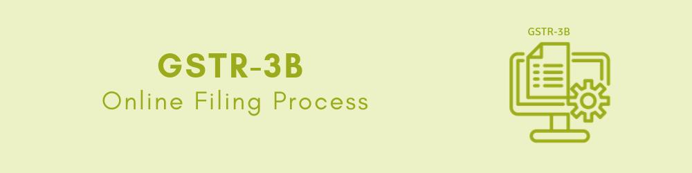 gstr-3b online filing