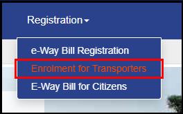 e way bill registration 5