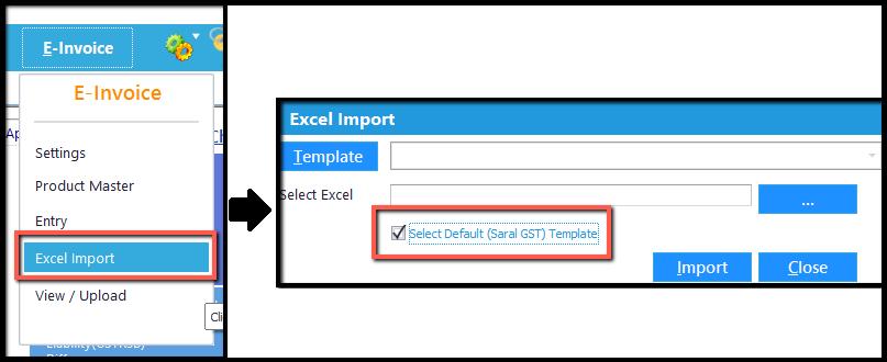 1. E-Invoicing details-default