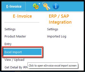 1.Excel integration-excel import
