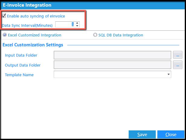 2.Database Integration-enable autosync