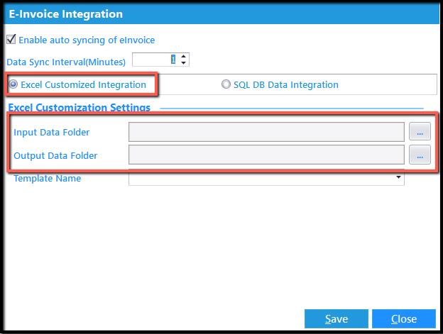 8.Excel integration-Excel Customized Integration
